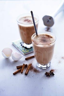 Dairy-free keto latte<br />(Breakfast)