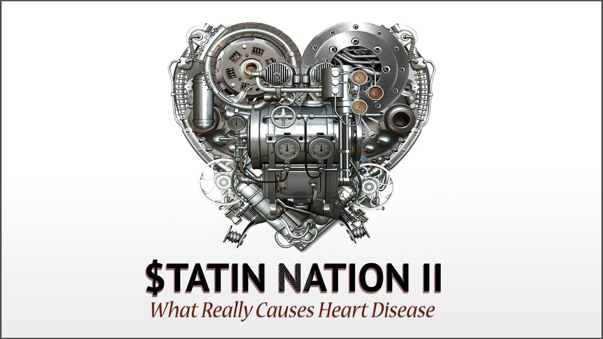 Statin Nation II – What Really Causes Heart Disease?