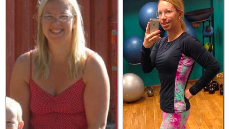 How Maria lost 70 pounds
