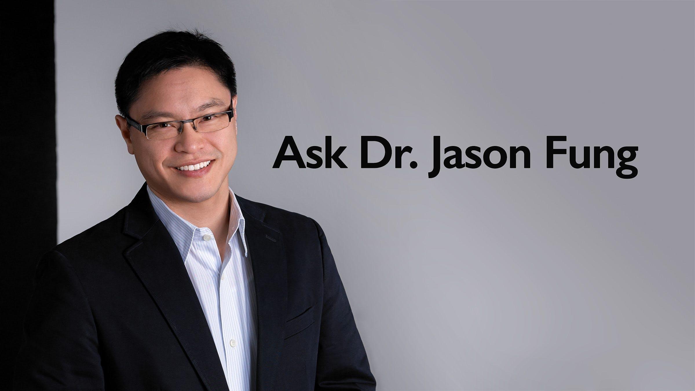 Demandez au Dr Jason Fung