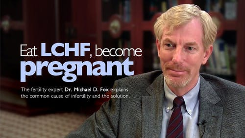 Eat LCHF, get pregnant
