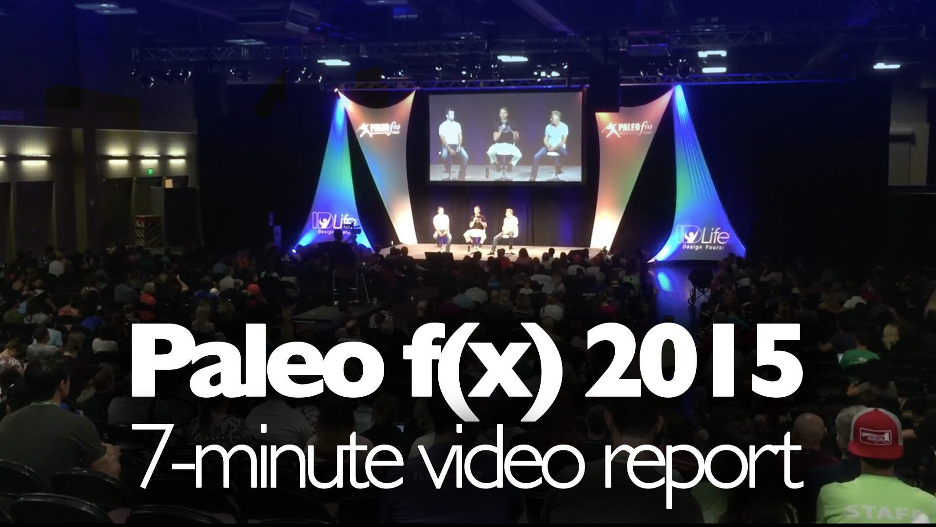 Paleo f(x) 2015 – Short Video Report