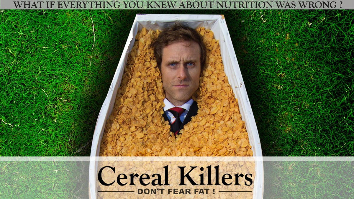 One of our favorite low carb movies: Cereal Killers