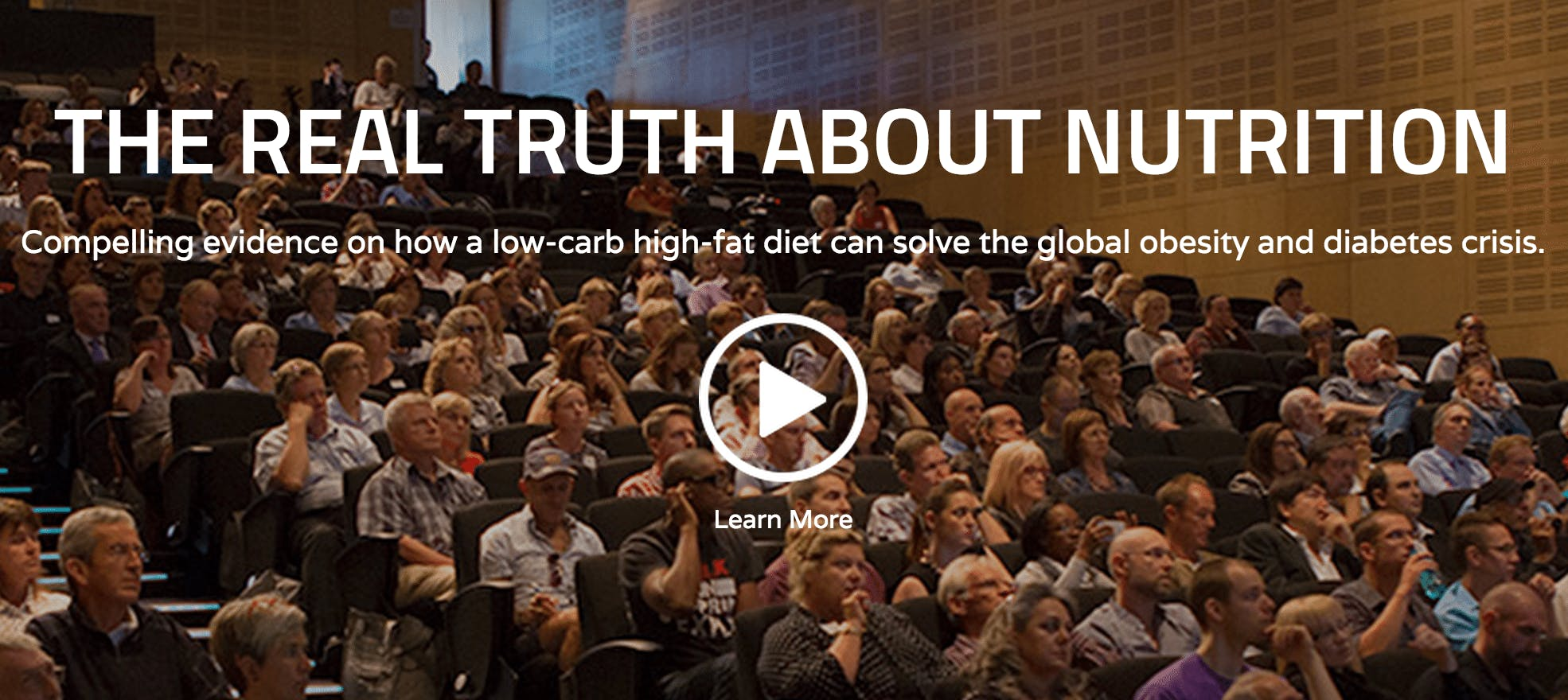 The World's Top LCHF Conference is Finally Online!