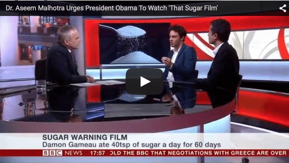 That Sugar Film premieres in the UK