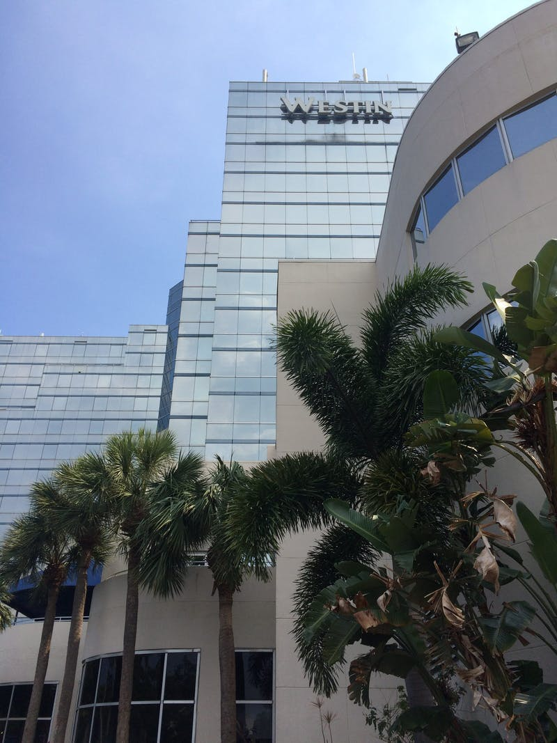 Hotell Westin, Ft. Lauderdale
