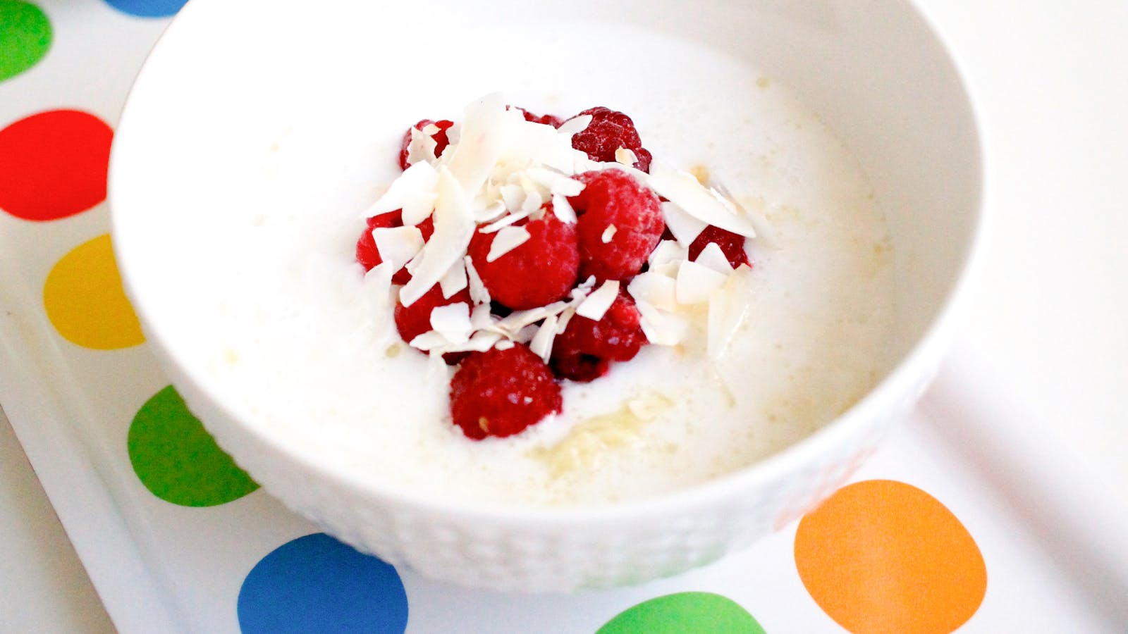 Coconut porridge