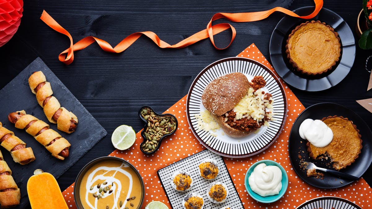 Happy low-carb Halloween!