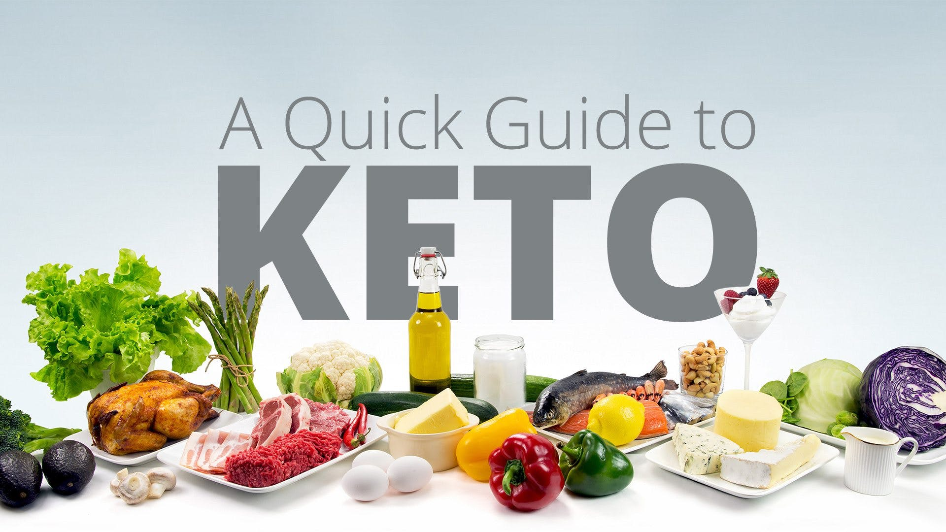 A Quick Guide to Ketogenic Diets