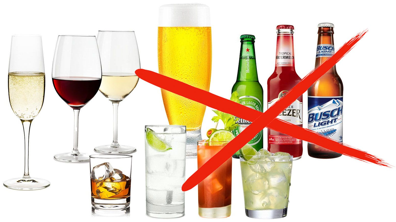#7 guide: Low-carb alcohol