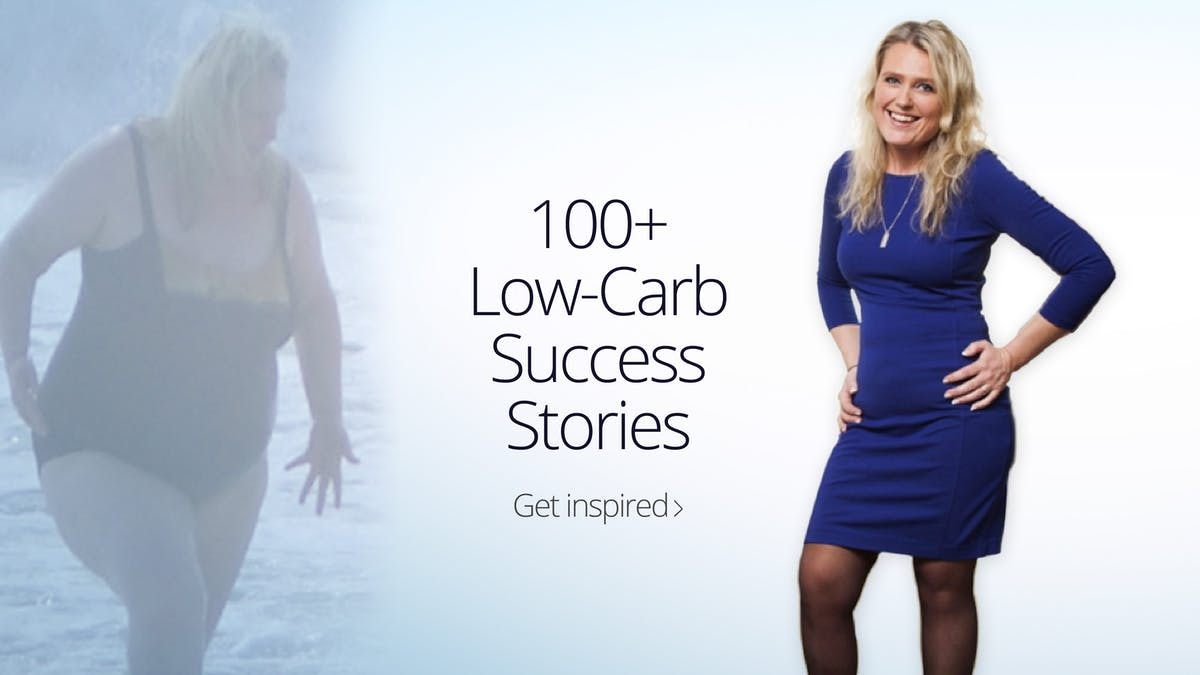 100+ low-carb success stories