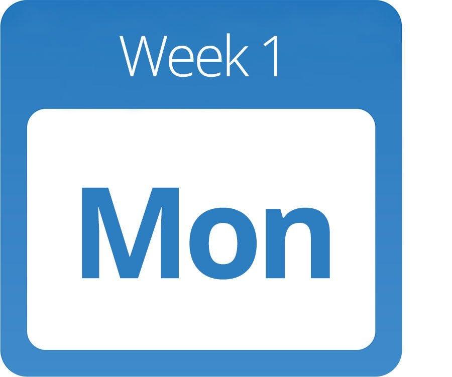 Monday Week 1