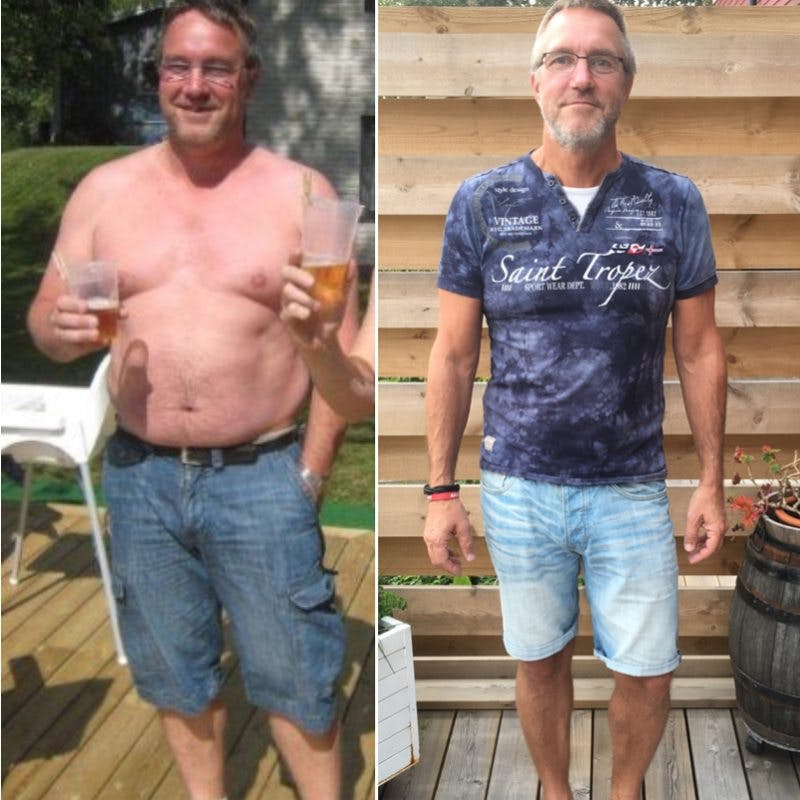 "#2 success story of 2016: ""Ever since that day I've been eating LCHF and no doctor in the whole world can ever change that"""