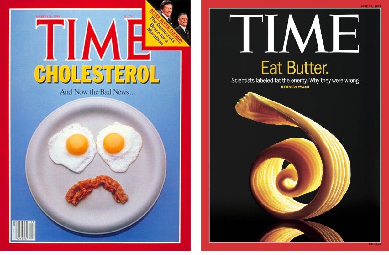 Times 1984 and 2014
