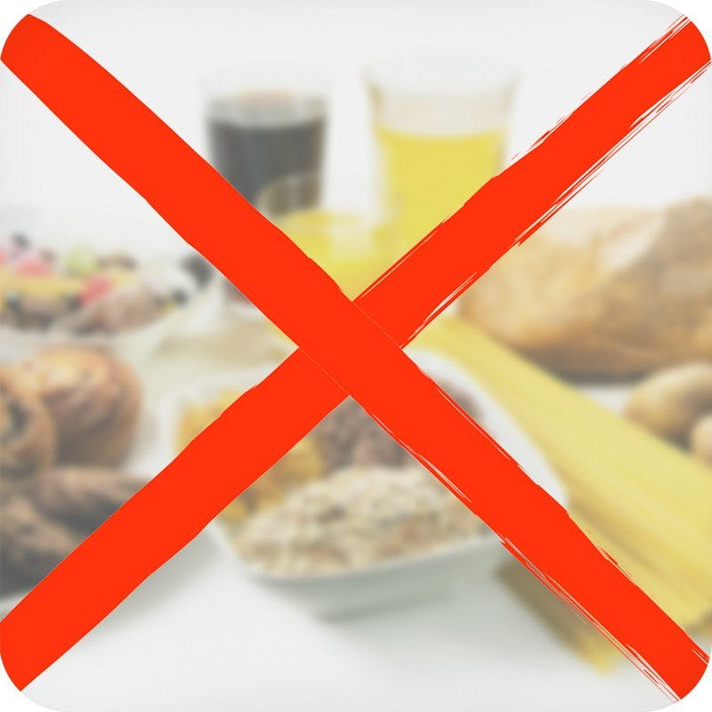 What foods NOT to eat on low carb