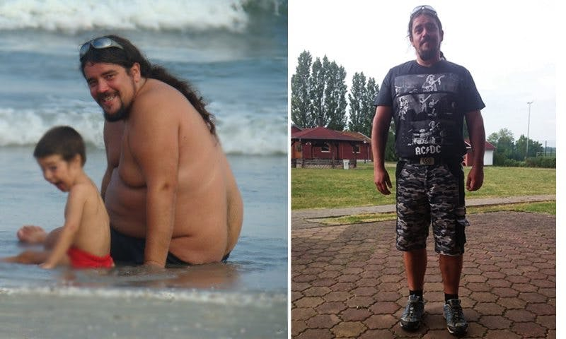 """Best of 2015: """"Before and After LCHF"""""""