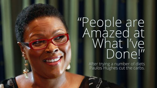 """""""People are amazed at what I've done"""""""