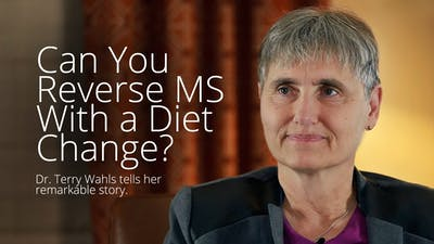 Can you reverse MS with a diet change?