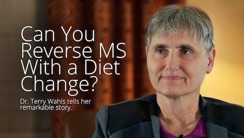 你能通过改变饮食来逆转多发性硬化症吗??