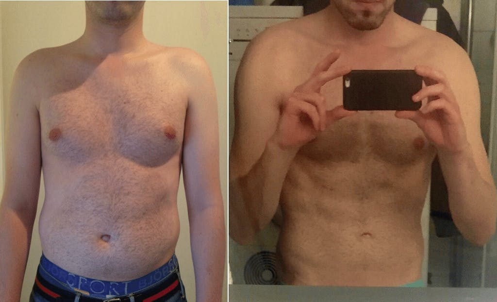 The Result Of A Stricter Lchf And Intermittent Fasting Diet Doctor
