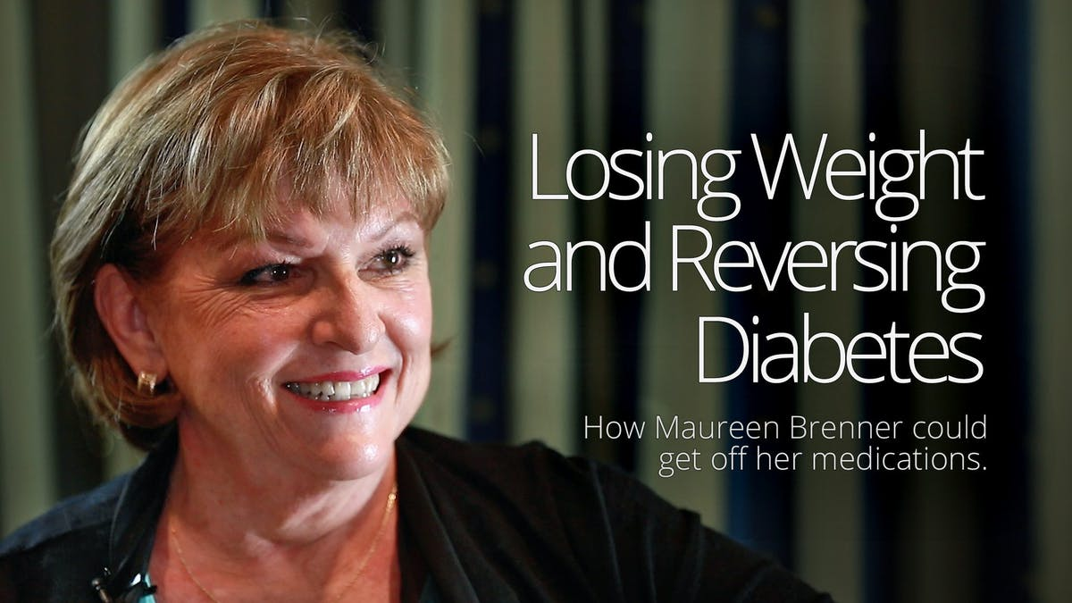 Losing Weight and Reversing Diabetes