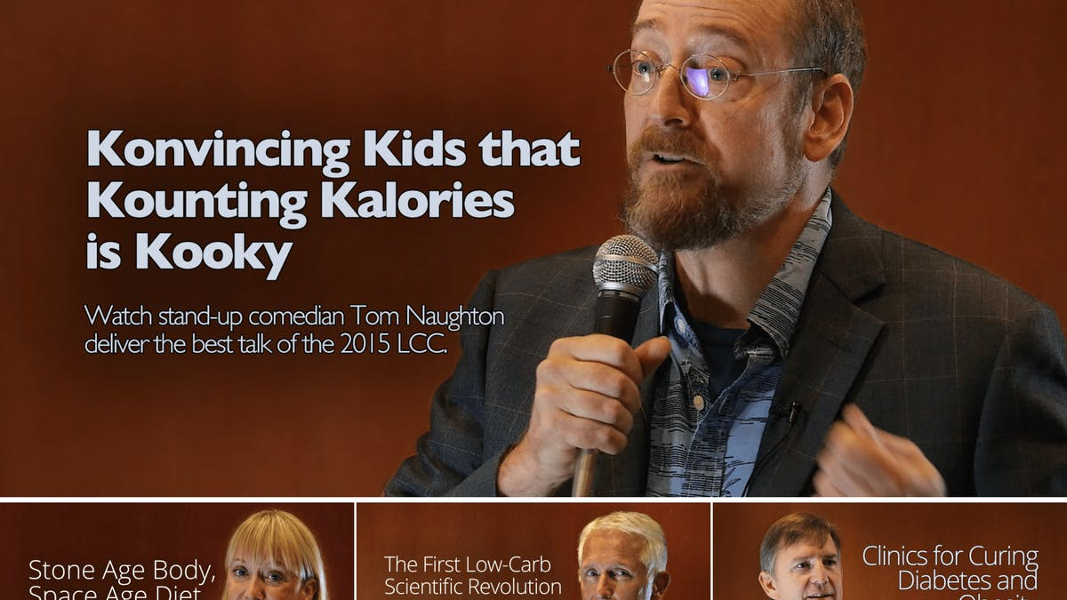 Four of the best talks of the Low-Carb Cruise