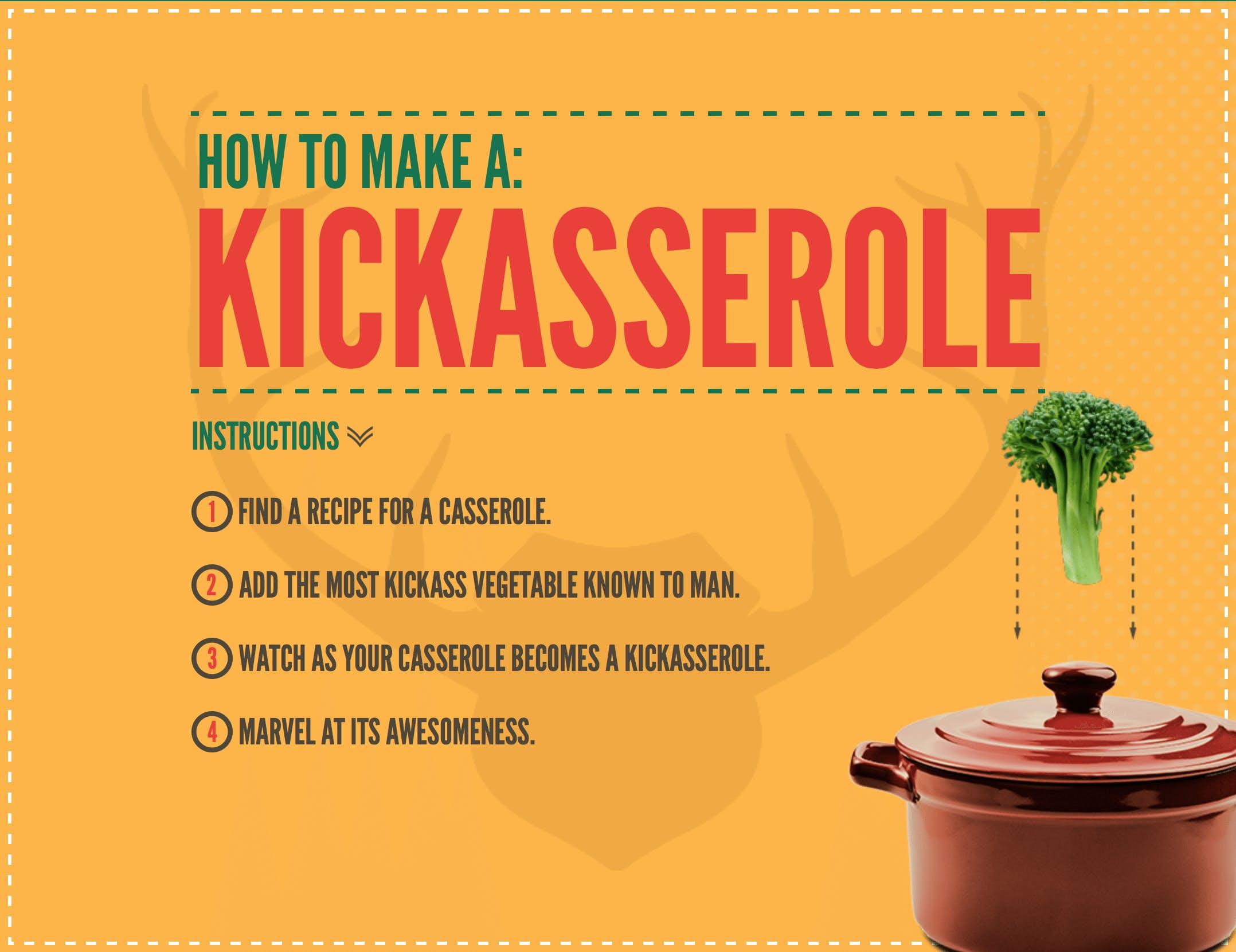 Broccoli (!) Gets a Marketing Campaign