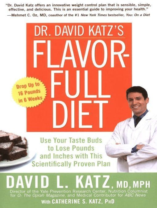Diet guru Dr. Katz goes ballistic (again)