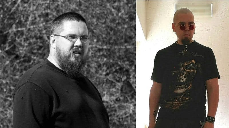Losing 143 pounds in a year with LCHF