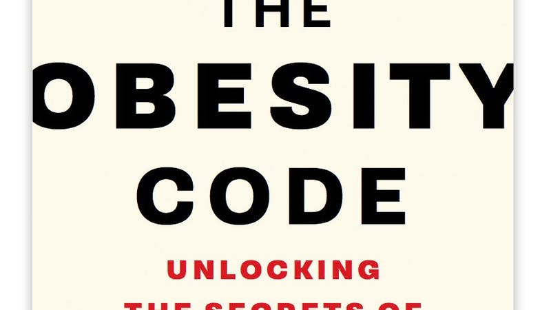 The Obesity Code available for pre-order