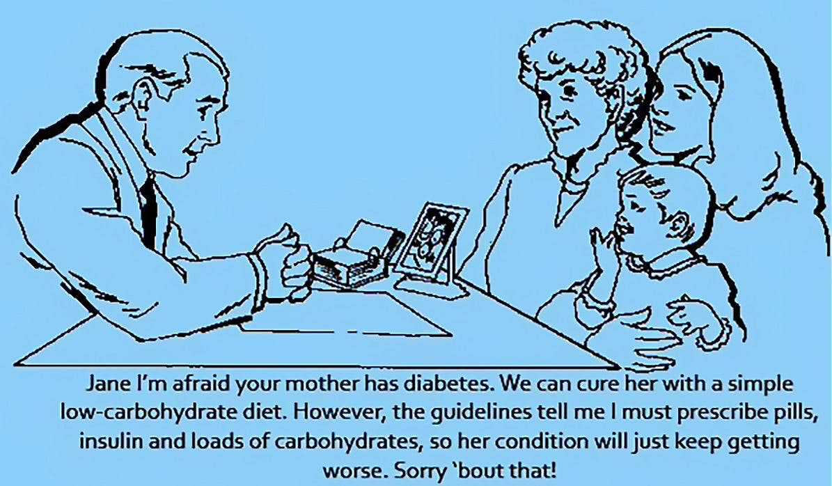 Pills or Low-Carb