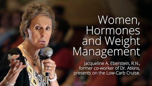 女人,激素与体重管理