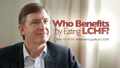 Who benefits from eating LCHF?