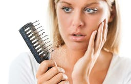 Can low-carb diets result in hair loss?