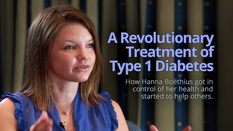A Revolutionary Treatment of Type 1 Diabetes