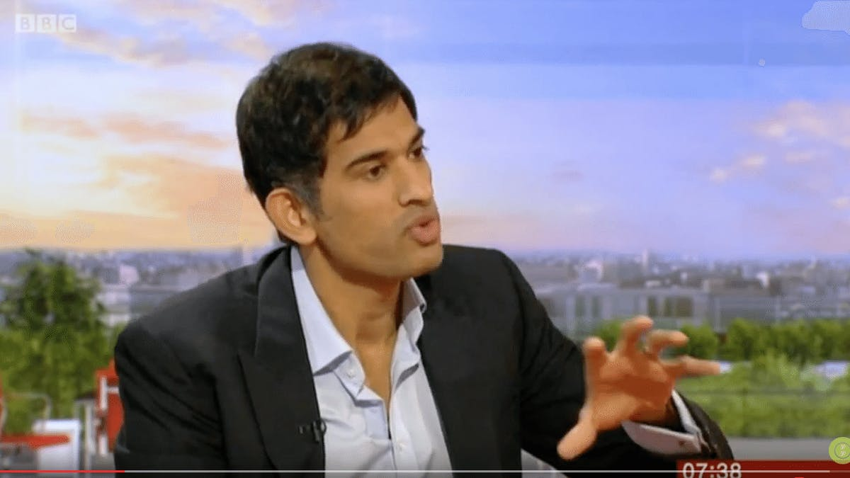 Dr. Rangan Chatterjee explains how low-carbohydrate diets are the most effective