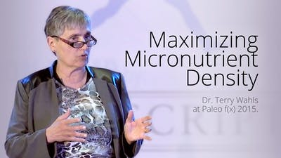 Maximizing micronutrient density