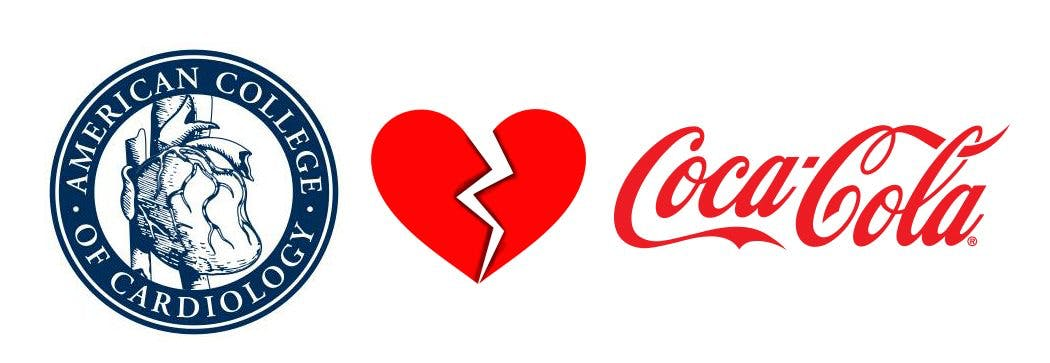 Coca-Cola Loses Another Doctor Organization