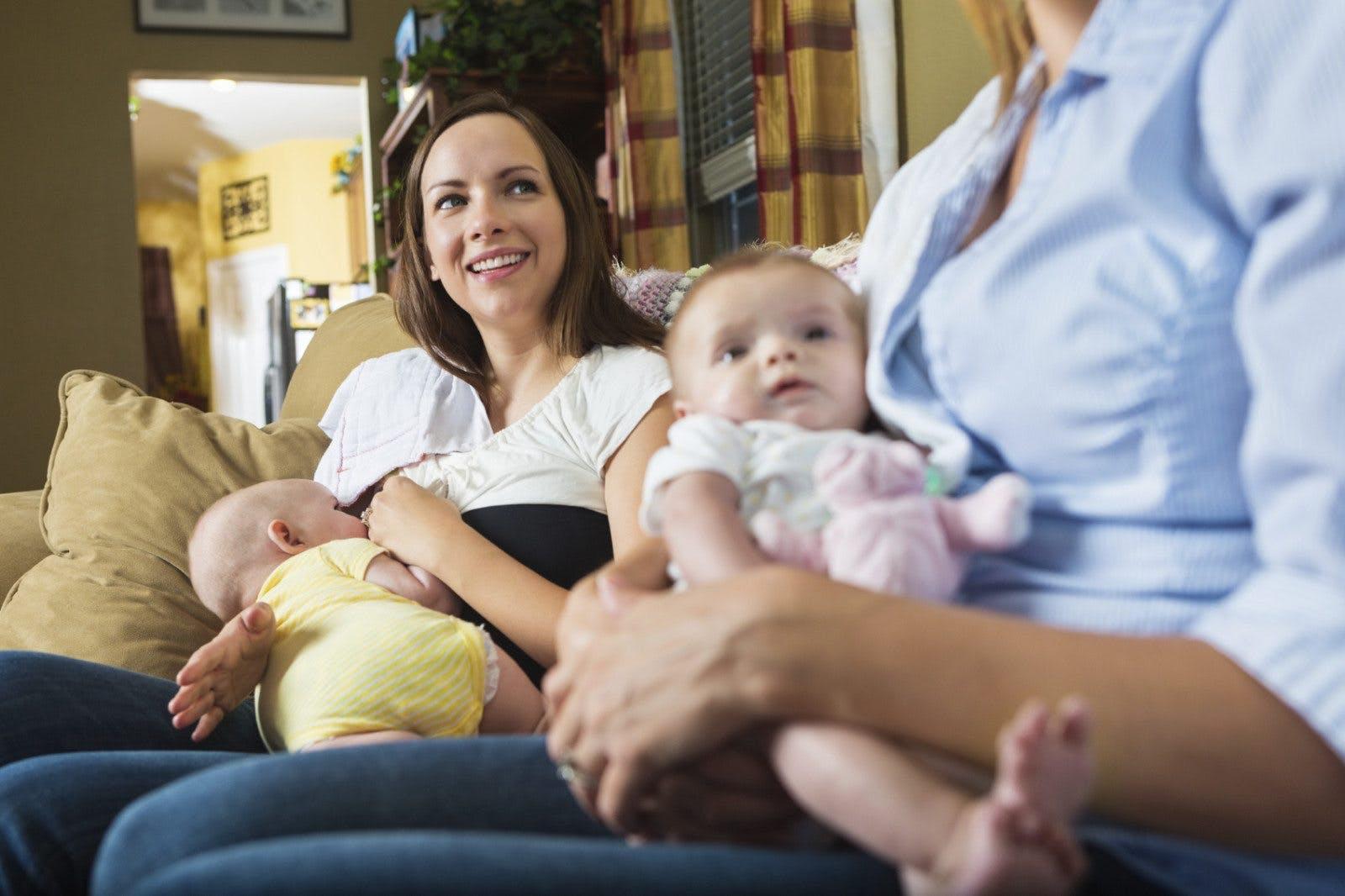 low carb diet cause breastfeeding.baby.sick