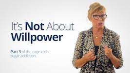 It's Not About Willpower – Bitten Jonsson