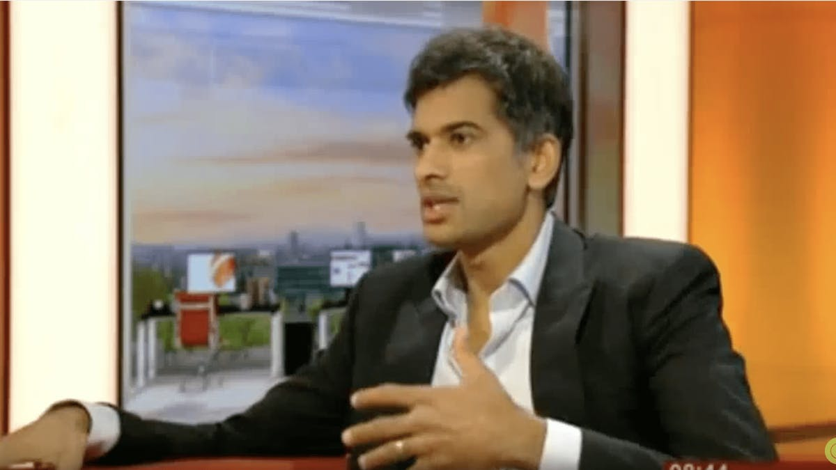 Dr. Rangan Chatterjee shakes up type 2 diabetes treatment on Breakfast TV