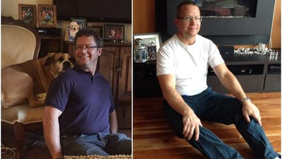 Getting back in shape on LCHF