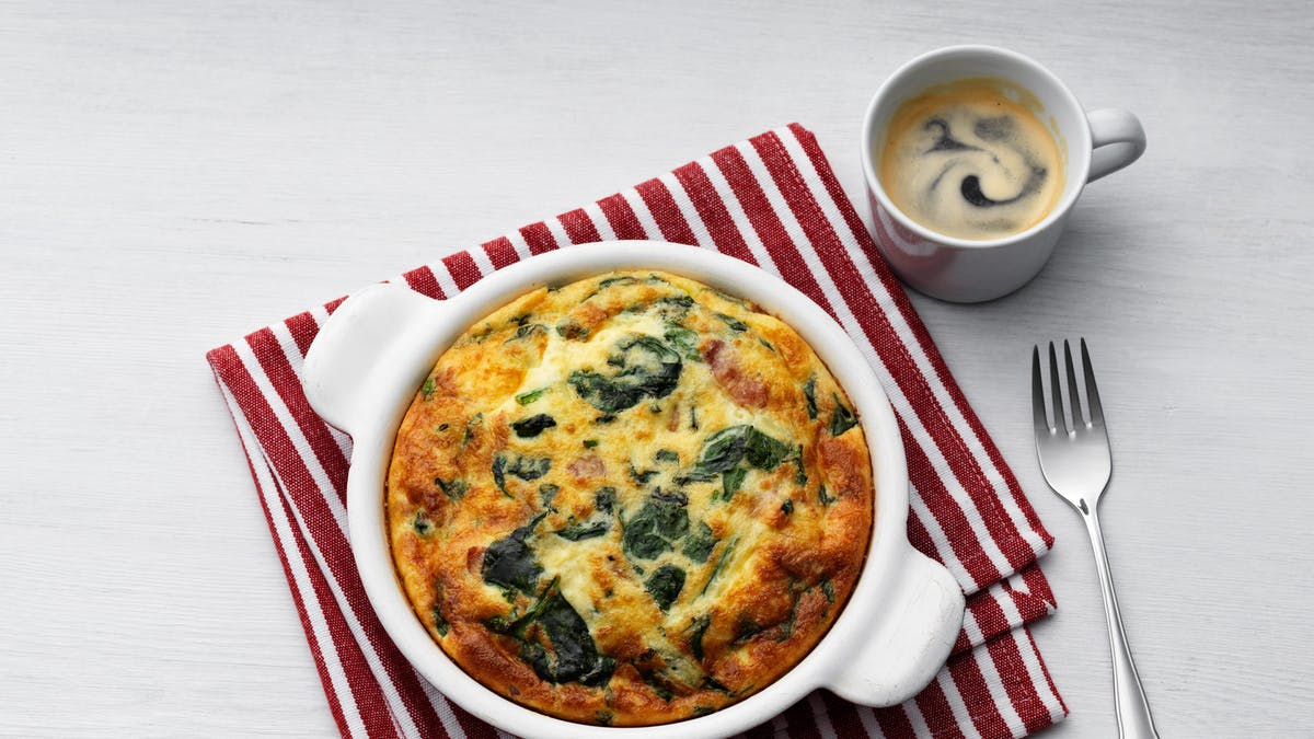 Low-Carb Frittata