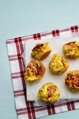 Keto egg muffins<br />(Breakfast)
