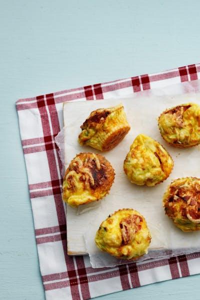 Keto egg muffins<br />(Breakfast)