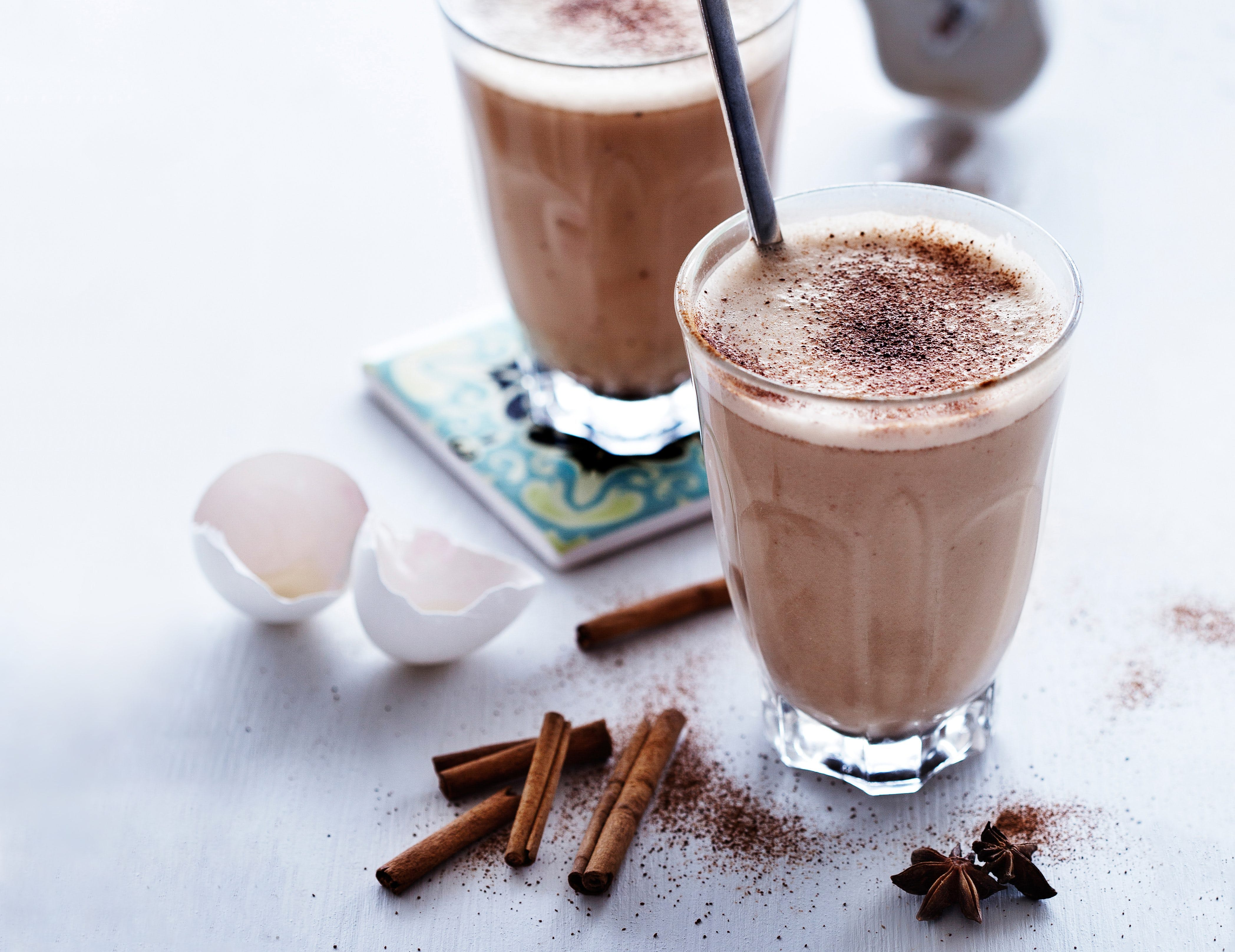Dairy-Free Latte