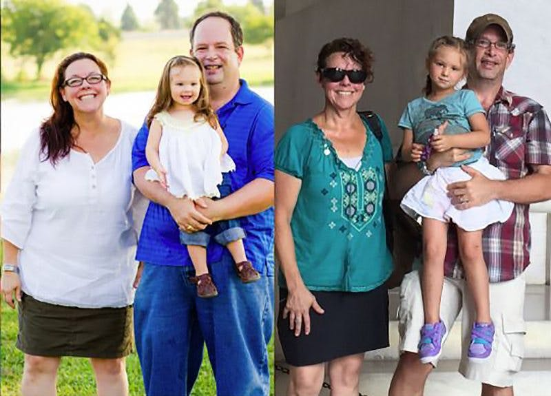 How This Couple Lost 200 Pounds on LCHF