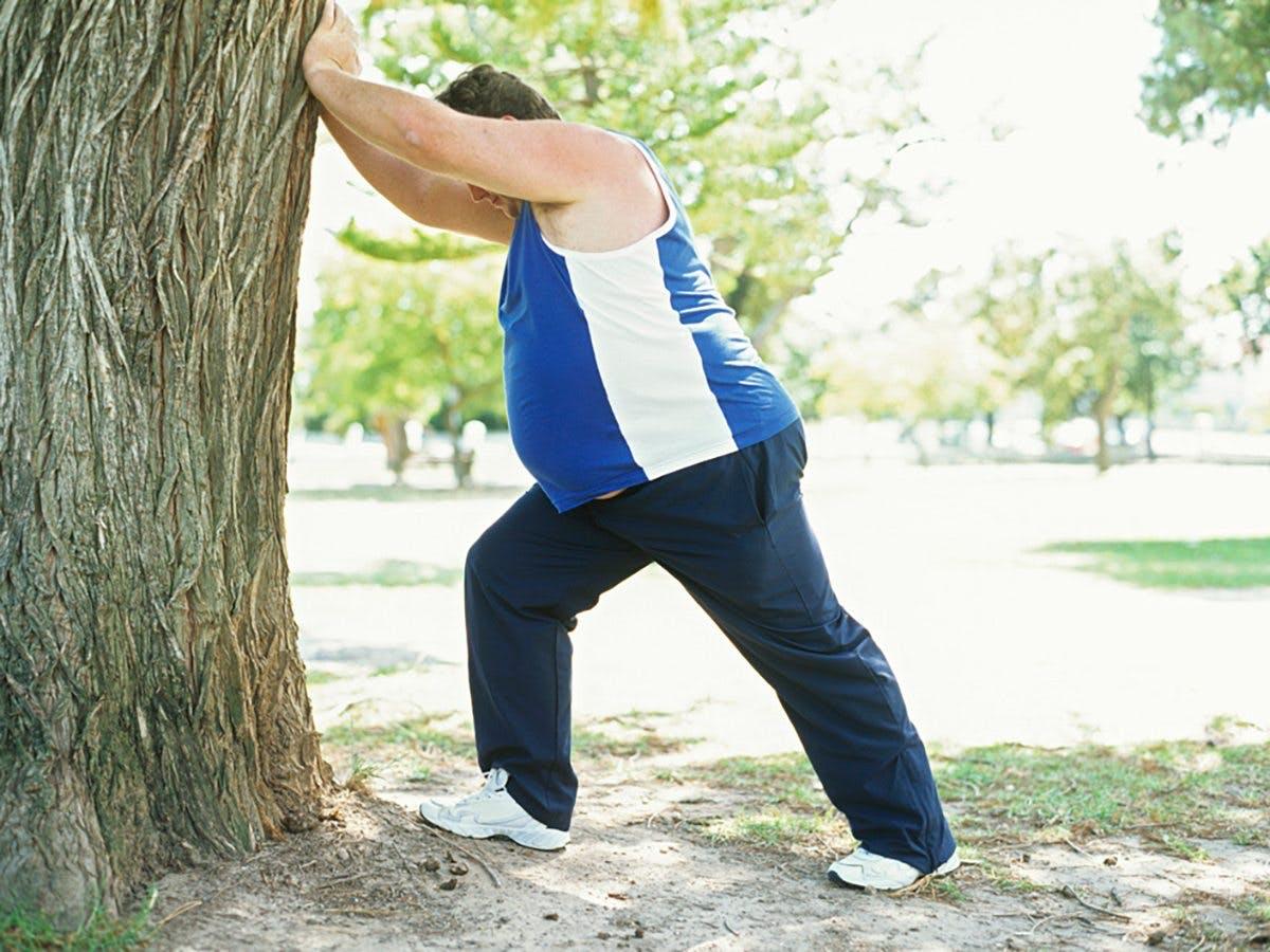 """Study Demolishes Myth That Exercise Makes up for Obesity"""