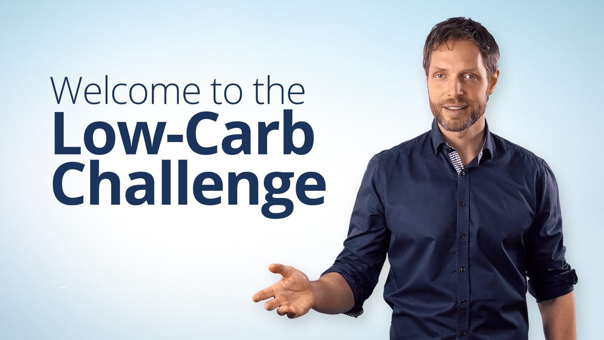 Take the Two-Week Low-Carb Challenge!