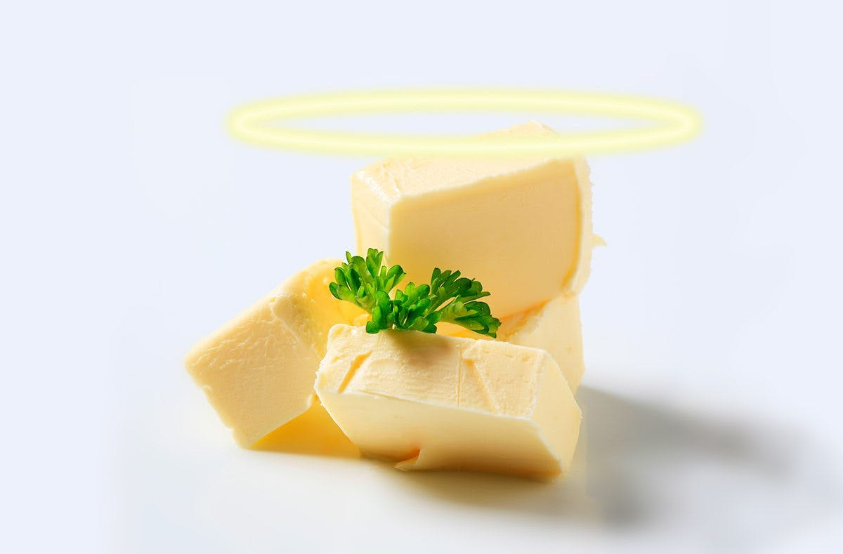 New Study: People Eating MORE Saturated Fat Get LESS Heart Disease